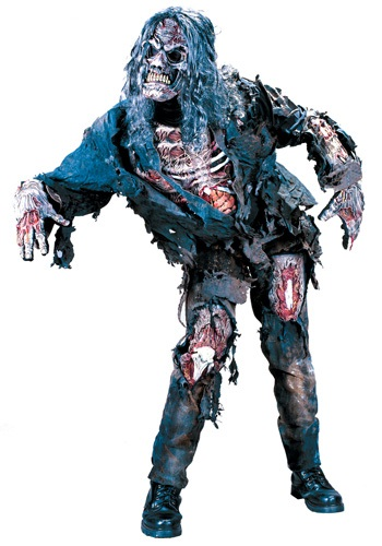 Click Here to buy Adult Zombie Costume from HalloweenCostumes, CDN Funds & Shipping