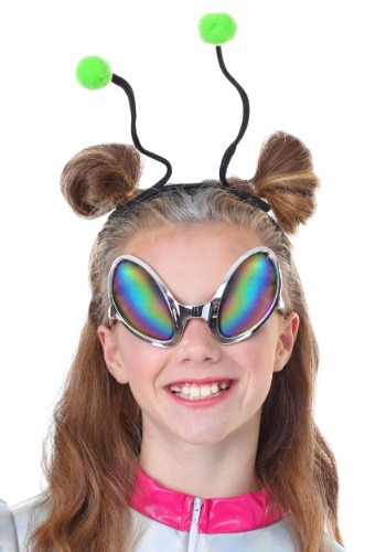 Click Here to buy Galactic Alien Glasses from HalloweenCostumes, CDN Funds & Shipping
