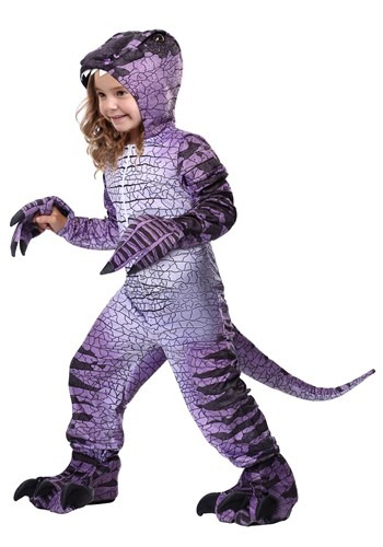 Ravenous Raptor Dinosaur Costume for Kids