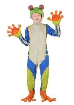 Child's Realistic Tree Frog Costume