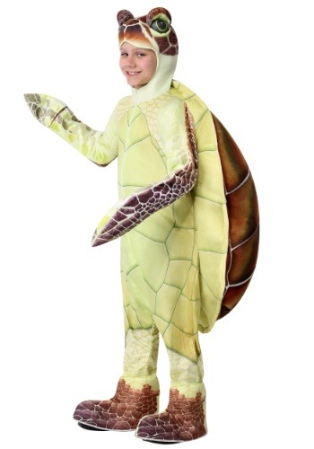 Click Here to buy Kids Sea Turtle Costume from HalloweenCostumes, CDN Funds & Shipping