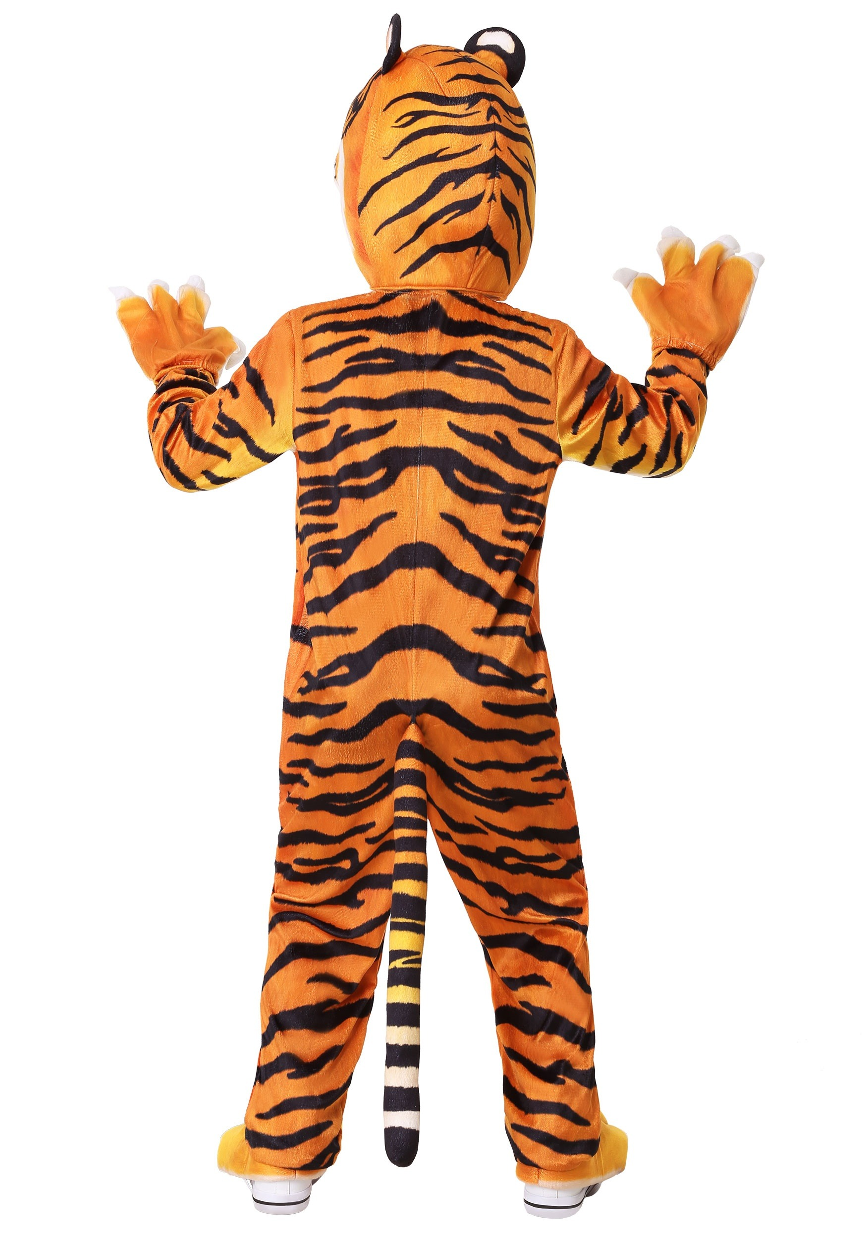 Child Realistic Tiger CostumeRealistic Tiger Costume