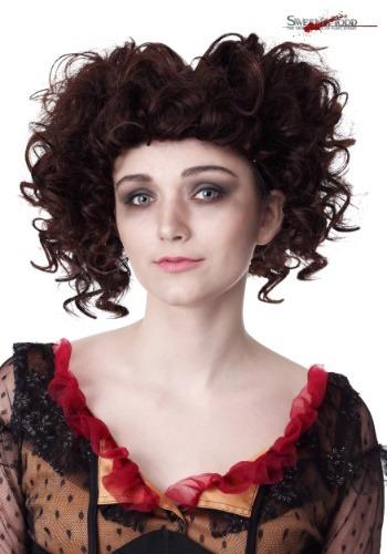 Sweeney Todd's Mrs. Lovett Wig