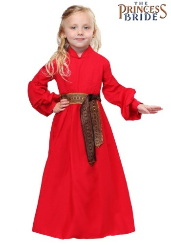 Toddler Princess Bride Buttercup Peasant Dress