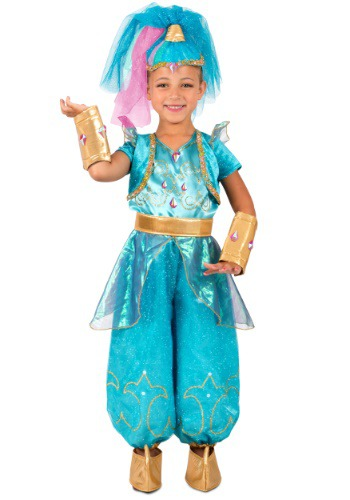 Shine Costume for Girls