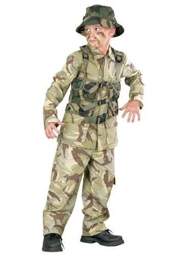 Click Here to buy Kids Delta Force Army Costume from HalloweenCostumes, CDN Funds & Shipping