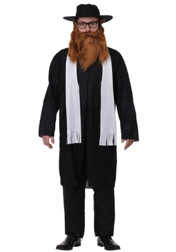 Click Here to buy Adult Rabbi Costume from HalloweenCostumes, CDN Funds & Shipping