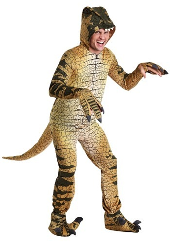 Mens Velociraptor Costume