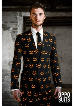 OppoSuits Pumpkin Mens Suit