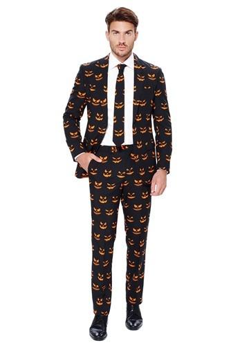 OppoSuits Mens Pumpkin Costume Suit