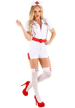 Women's Love Shot Nurse Costume
