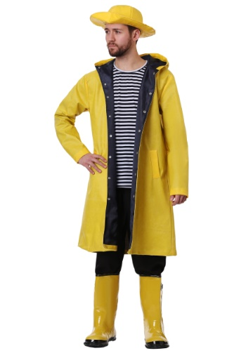 Click Here to buy Mens Fisherman Costume from HalloweenCostumes, CDN Funds & Shipping