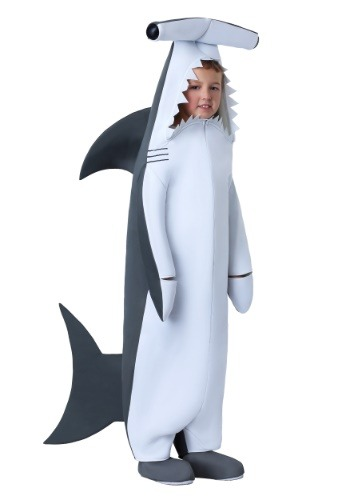 Click Here to buy Hammerhead Shark Kids Costume from HalloweenCostumes, CDN Funds & Shipping