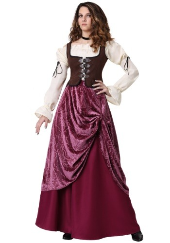 Click Here to buy Tavern Wench Womens Costume from HalloweenCostumes, CDN Funds & Shipping