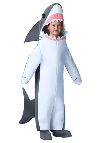 Great White Shark Kids Costume