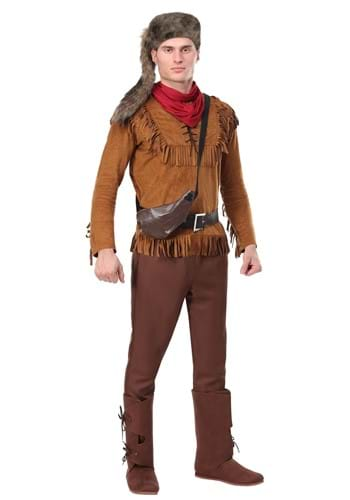 Davy Crockett Costume for Men