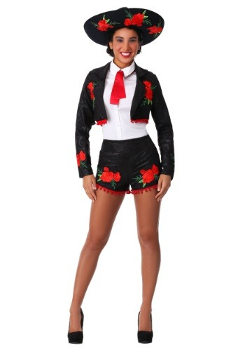 Womens Flirty Mariachi Costume