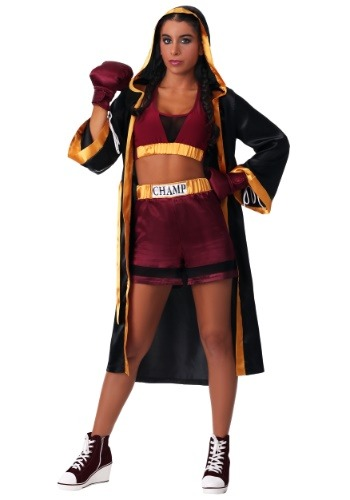 Click Here to buy Adult Tough Boxer Costume from HalloweenCostumes, CDN Funds & Shipping
