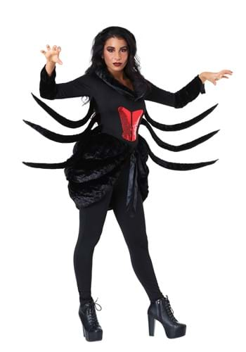 Black Widow Spider Costume for Women