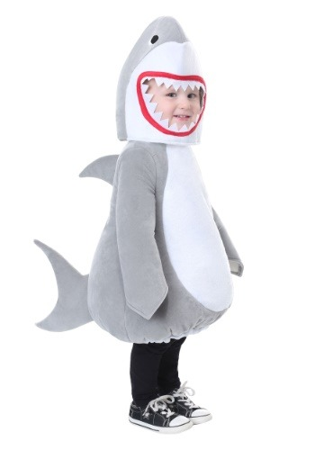 Bubble Shark Toddler Costume