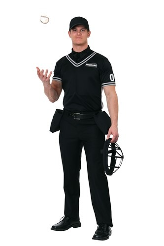 Youre Out  Umpire Costume