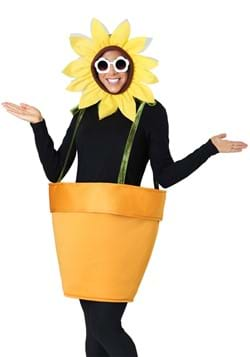 Adult Flower Pot Costume