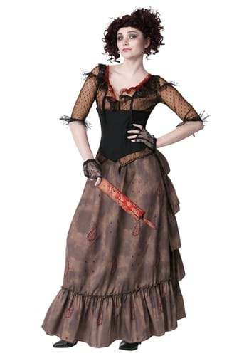 Sweeney Todds Mrs. Lovett Costume