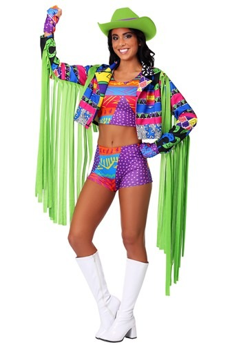 Macho Man Costume for Women