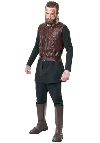 Click Here to buy Vikings Bjorn Ironside Mens Costume from HalloweenCostumes, CDN Funds & Shipping