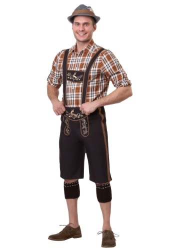 Click Here to buy Oktoberfest Stud Plus Size Mens Costume from HalloweenCostumes, CDN Funds & Shipping