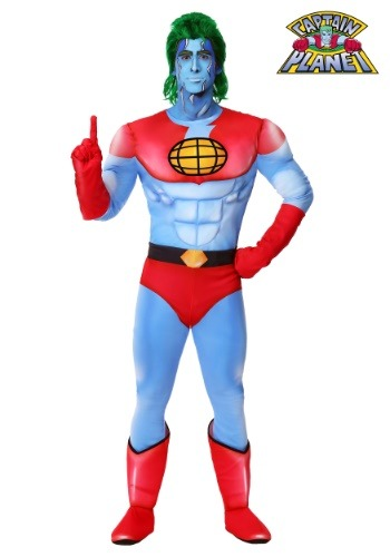 Captain Planet Costume