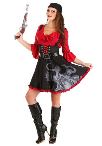 Adult Pretty Privateer Costume