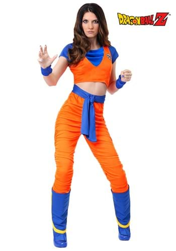 Female Goku Costume