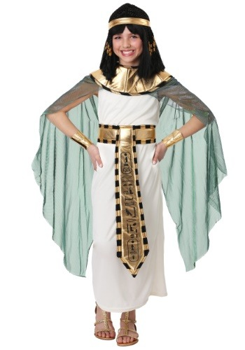 Queen of the Nile Girls Costume
