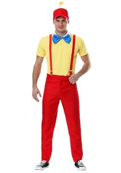 Men's Dapper Tweedle Dee/Dum Costume