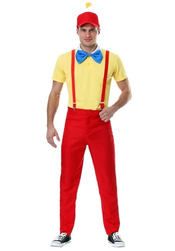 Dapper Tweedle Dee/Dum Plus Size Costume for Men
