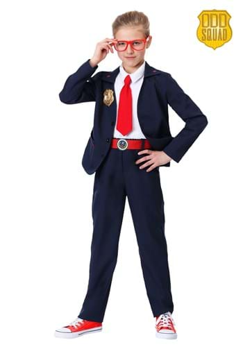 ODD SQUAD Child Agent Costume