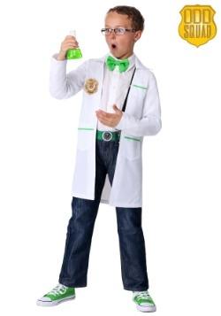 ODD SQUAD Child Scientist Costume Update