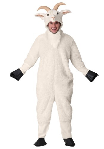 Adult Mountain Goat Costume | Animal Costume