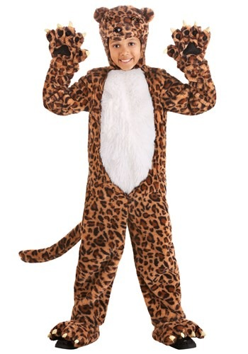 Click Here to buy Leapin Leopard Kids Costume from HalloweenCostumes, CDN Funds & Shipping