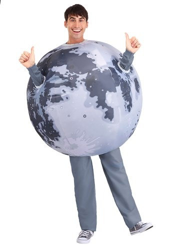 Inflatable Moon Costume for Adults