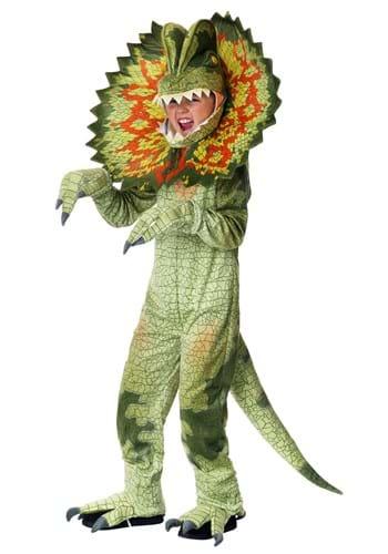Child's Dilophosaurus Costume