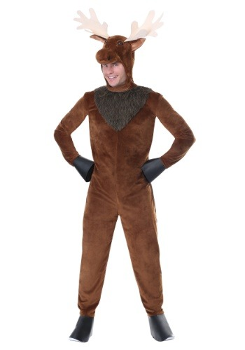 Click Here to buy Adult Mighty Moose Costume from HalloweenCostumes, CDN Funds & Shipping