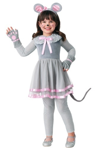 Click Here to buy Toddlers Cute Mouse Costume from HalloweenCostumes, CDN Funds & Shipping