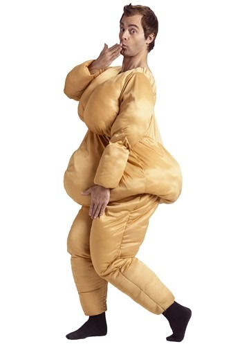 Click Here to buy Adult Fat Suit Costume from HalloweenCostumes, CDN Funds & Shipping