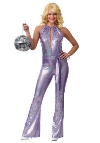 Women's Dazzling Diva Costume