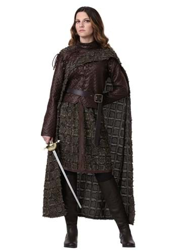 Women's Winter Warrior Costume