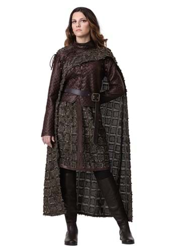 Click Here to buy Winter Warrior Womens Costume from HalloweenCostumes, CDN Funds