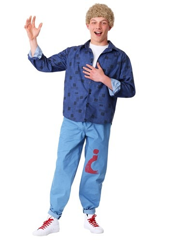 Click Here to buy Adult Bill Costume Bill & Teds Excellent Adventure from HalloweenCostumes, CDN Funds & Shipping