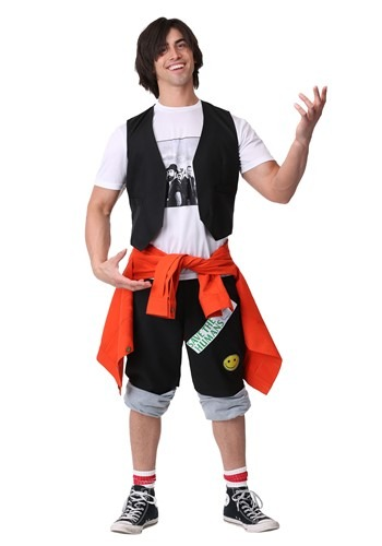 Click Here to buy Adult Bill & Teds Excellent Adventure Ted Costume from HalloweenCostumes, CDN Funds & Shipping